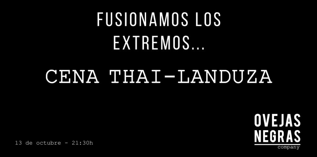 Cena Thai-Landuza