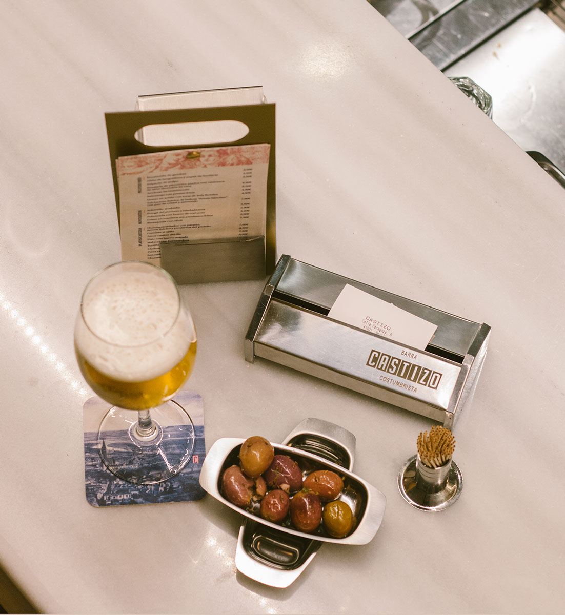 bar castizo