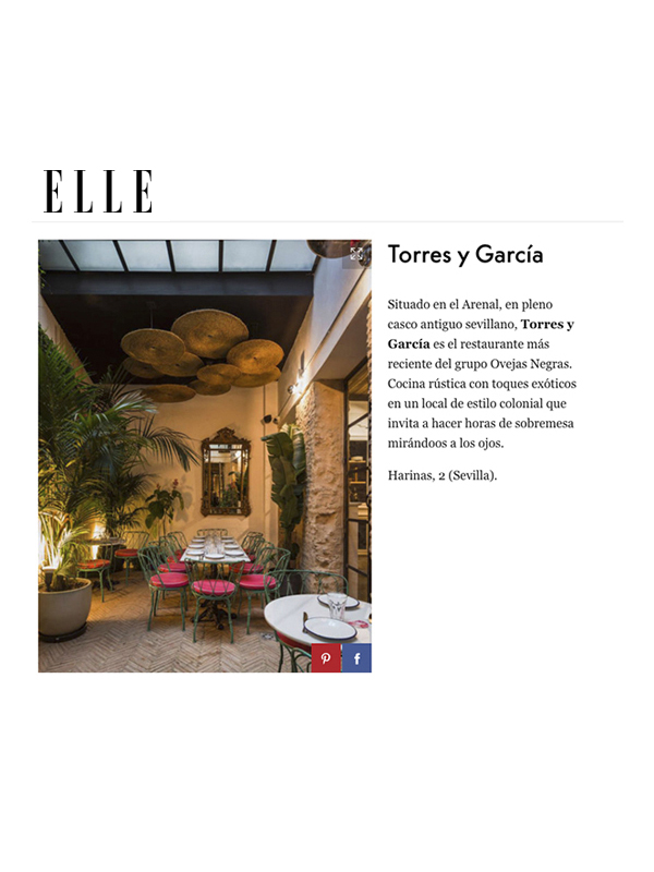 Torres y García ELLE