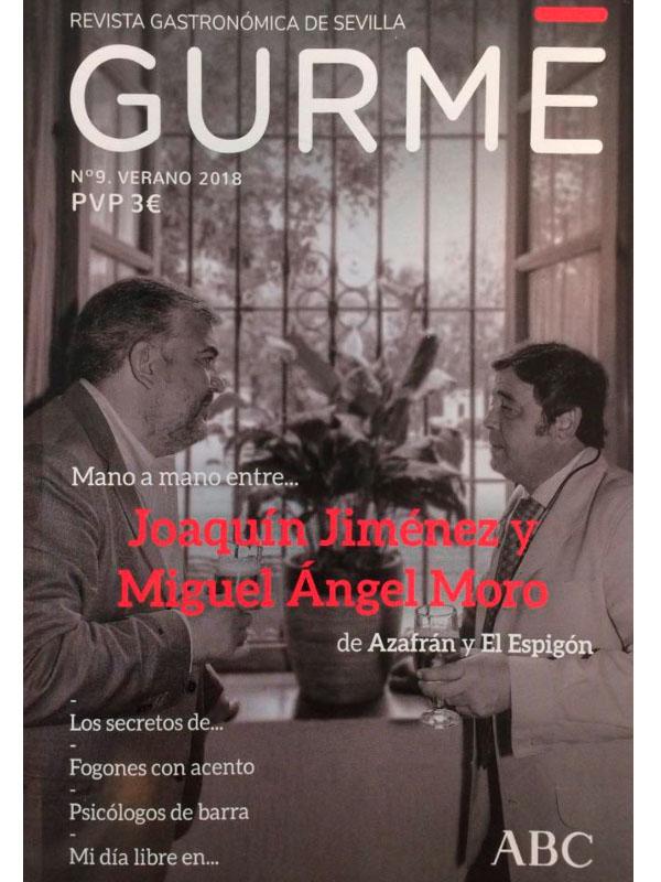 Mano a mano entre Joaquín Jiménez y Miguel Ángel Moro.