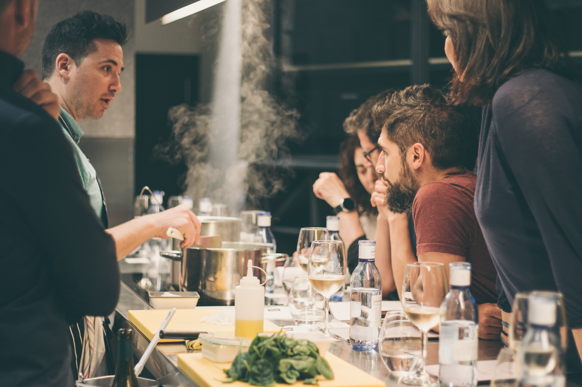 Talleres de Cocina Experimental 1