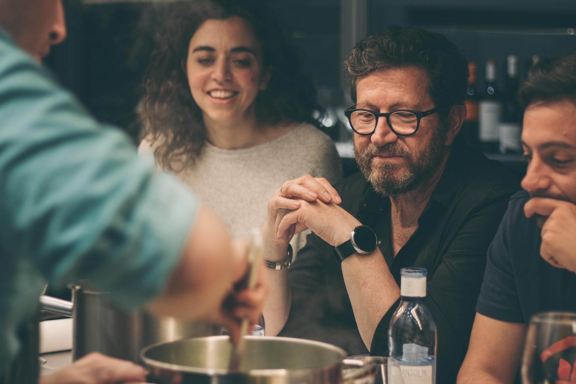 Talleres de Cocina Experimental 2