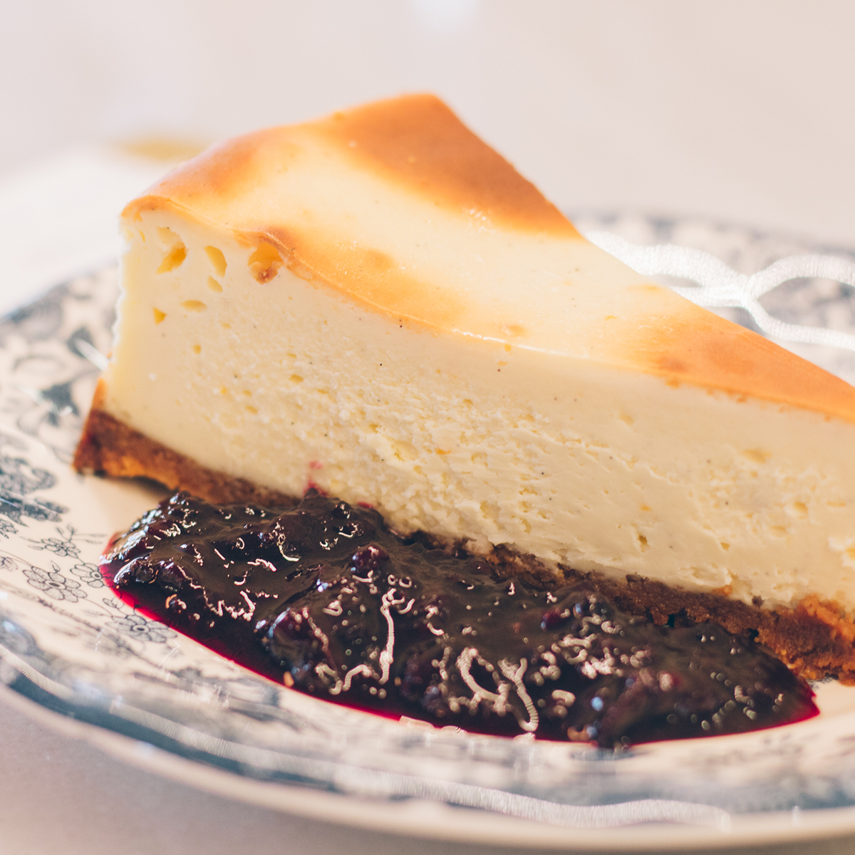 tarta queso castizo