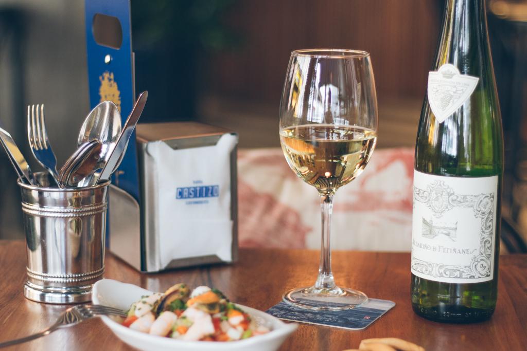 vino blanco castizo